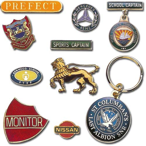 Precision Badges 2